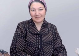 Dilorom Muxtorova