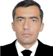 Xalilov Qahramon Qurbonboyevich